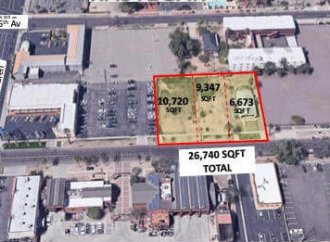 Rastegar Property Acquires Prominent High-rise Lot in Downtown Phoenix for Commercial and Residential Development