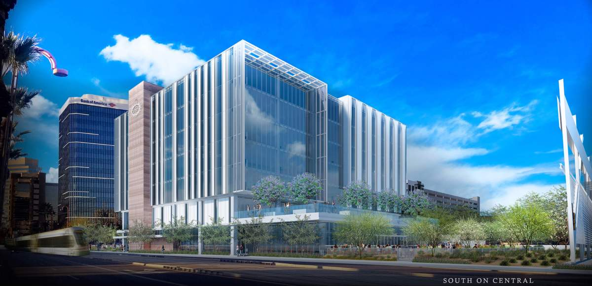 Construction to Begin on New Creighton University Health Sciences Campus