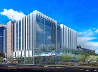 Construction to Begin on New Creighton University Health Sciences Campus at Park Central