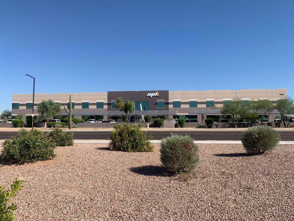 Marcus & Millichap Arranges the Sale of a 52,330-SF Net-Leased Office/Industrial Property