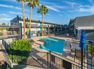 Newmark Knight Frank Multifamily Brokers $12.4 Million Sale in Phoenix