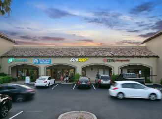 CBRE Brokers $9 Million Sale of Safeway Shadow-Anchored Shopping Center