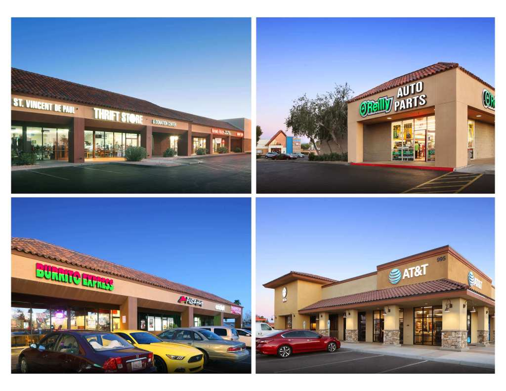 Newmark Knight Frank Represents $10 Million Sale of Shopping Center