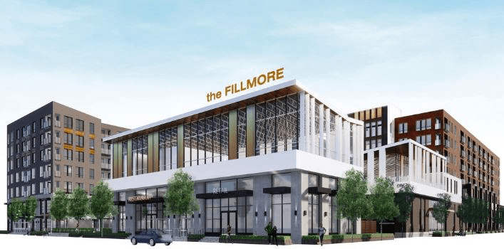 High Street Residential and CBRE Global Investors Fund Begin Construction On First Phase on The Fillmore in Downtown Phoenix