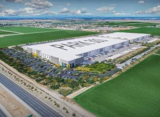 Park303 Becomes Major Industrial Park with 196-Acre Joint Venture Land Buy