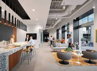 Transwestern Moves into New Arizona Headquarters Upon Renovating Former Morton's Steakhouse Space
