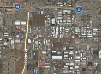 Majestic Realty Co. Goes Inside Loop 202 With Latest Acquisition and Planned Development