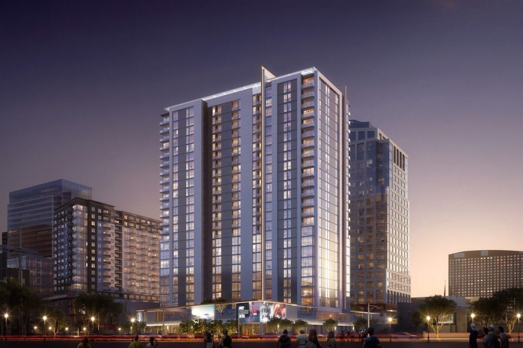 Hines Breaks Ground on First Multifamily Property in Downtown Phoenix