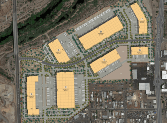 Merit Partners Affiliate Acquires 83 Acres in Phoenix to Develop New 900,000 SF Merit Sky Harbor Industrial Park