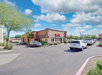 SRS' National Net Lease Group Announces $3.353 Million Sale of Scottsdale Property