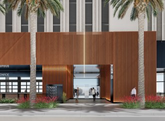 Final Renovations Bring Boutique Vision to Arizona's Second-Tallest High-Rise