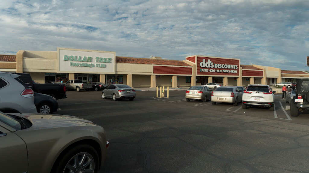Newmark Knight Frank Completes Sale Shopping Center in Yuma