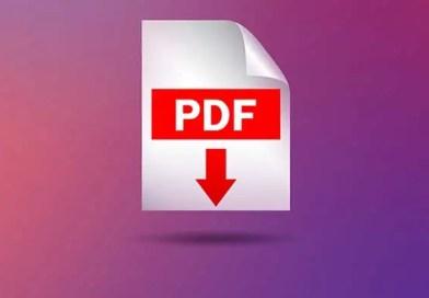 PDF Dosyalarından Resimler Nasıl Çıkarılır?