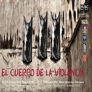 El cuerpo de la violencia – Coloquio internacional