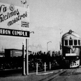 """Conferencia: """"Historia del ferrocarril en Argentina""""."""