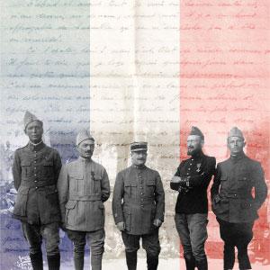 [10-30 junio] Exposición itinerante: «Los franceses de México en la tormenta. Entre la guerra y la paz.»
