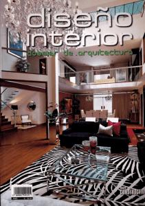Diseño Interior dossier de Arqiotectura Perú