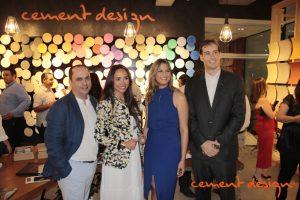 Opening República Dominicana Cement Design