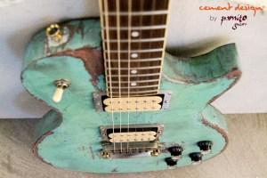 Cement Design PamitoGuitars Guitarras