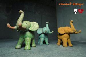 Demo Elefantes Cement Design