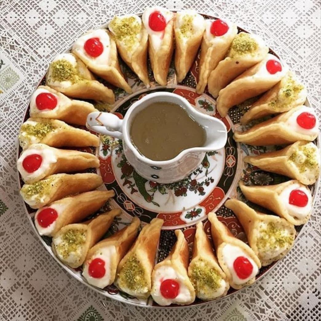Makanan paling surga dunia sekali Khas Arab