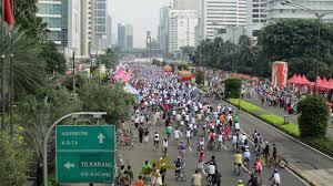 Tempat – Tempat Jogging Paling Bagus Di Jakarta