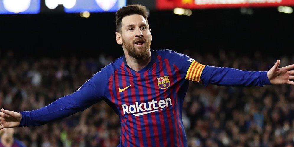 Lionel Messi Termasuk Sosok Yang Menakutkan Untuk Tim Inggris
