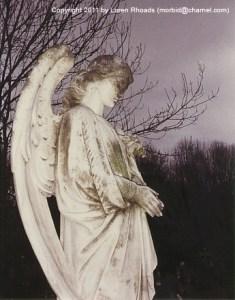 Angel in Highgate