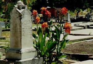 The Old City Cemetery, Sacramento, California. Photo by Loren Rhoads