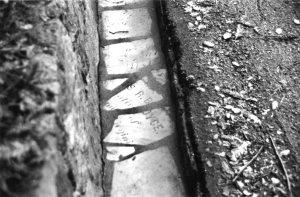 Rain gutter in Buena Vista