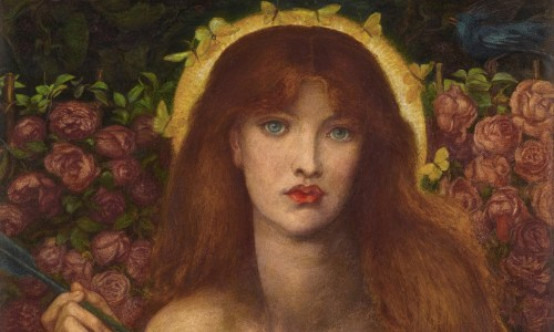 Dante Gabriel Rossetti's Venus Verticordia