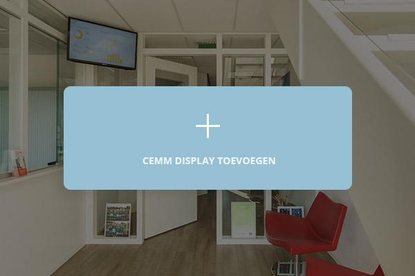 Hvordan fungerer CEMM-display?