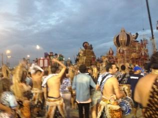 Dispersão no Desfile das Campeãs (2017) - Foto de Cassius S. Abreu
