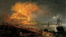 P.-J. Volaire: Vesuv, 1777