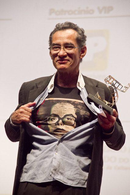 Chico Diaz também deixou clara sua posição sobre o governo interino