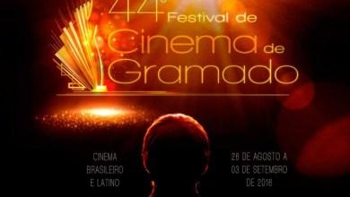 Photo of 44º Festival de Gramado anuncia selecionados