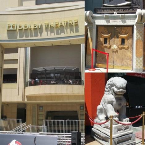 Visita ao Dolby Theatre e ao Chinese Theater