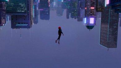 Foto de Homem-Aranha no Aranhaverso