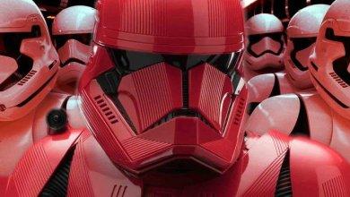 Foto de Star Wars: A Ascenção Skywalker