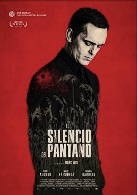 Poster O Silêncio do Pântano (El silencio del pantano, 2019)