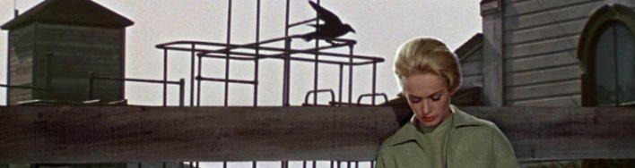 Os Pássaros (1963)  Filmes de terror