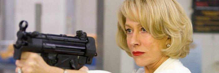 Entre as espiãs vividas por Helen Mirren está Victoria Winslow de RED: Aposentados e Perigosos (2010)