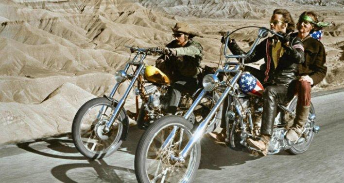 Sem Destino (Easy Rider), 1969
