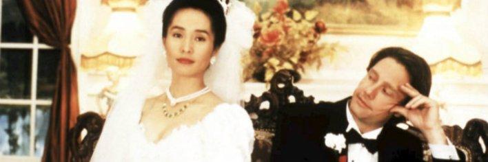 Banquete de Casamento e a noiva Wei-Wei