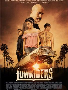Poster de Lowriders: A Arte nos Carros (2016)