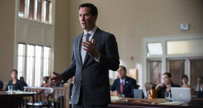 Keanu Reeves em The Whole Truth (2016)