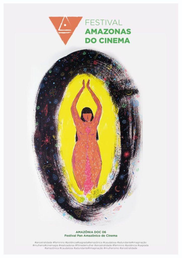 Pôster do Festival Amazonas do Cinema