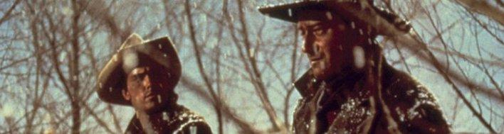 John Wayne protagoniza o faroeste Rastros de Ódio