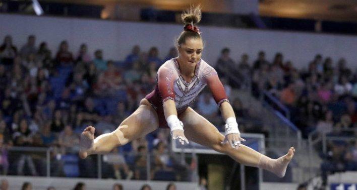Maggie Nicohls, no documentário Atleta A