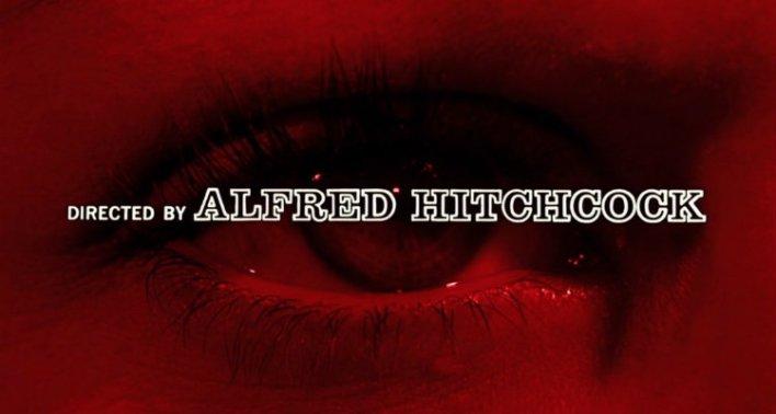 Créditos iniciais de Saul Bass para Um Corpo Que Cai (Vertigo), de Alfred Hitchcock